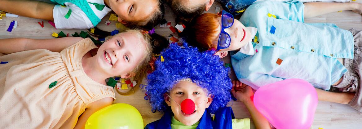Kinderfeestjes header
