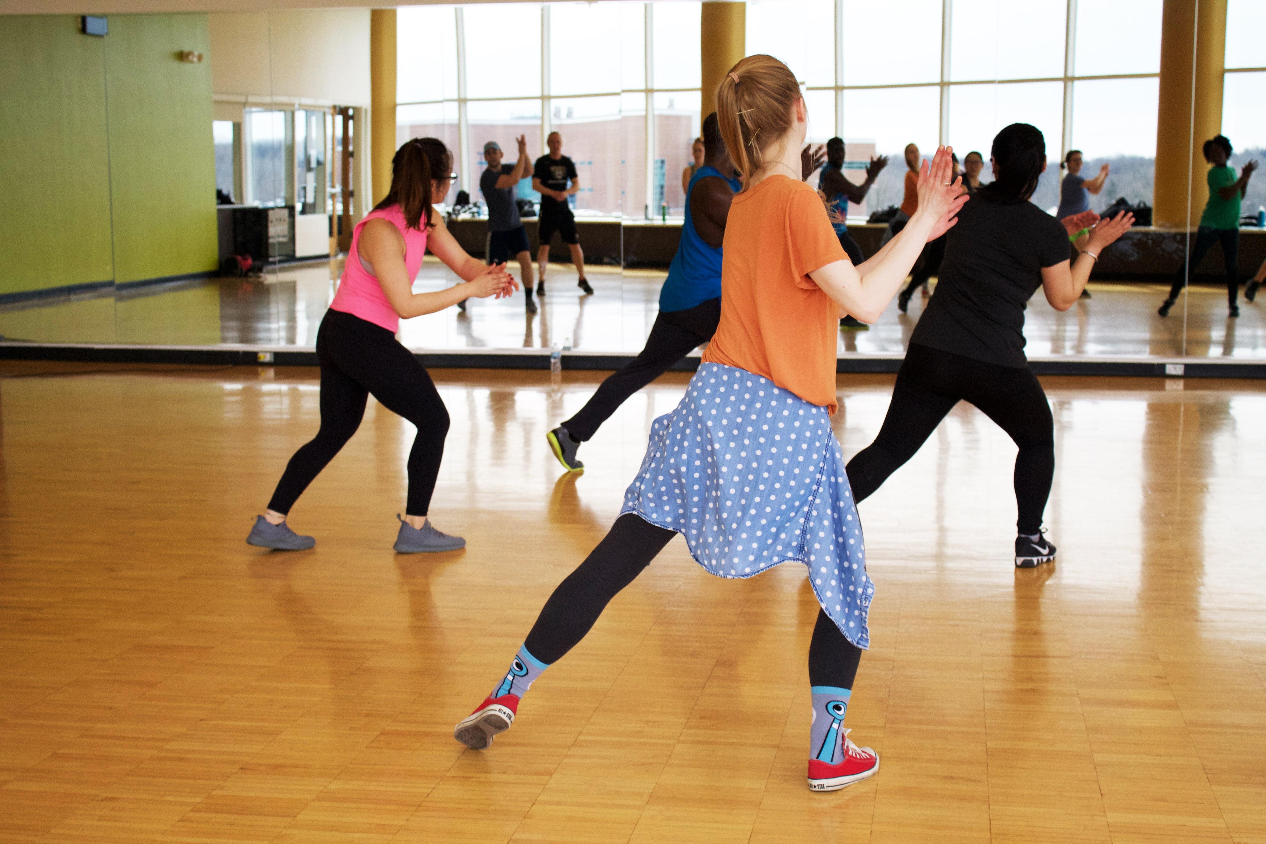 Streetdance feestje