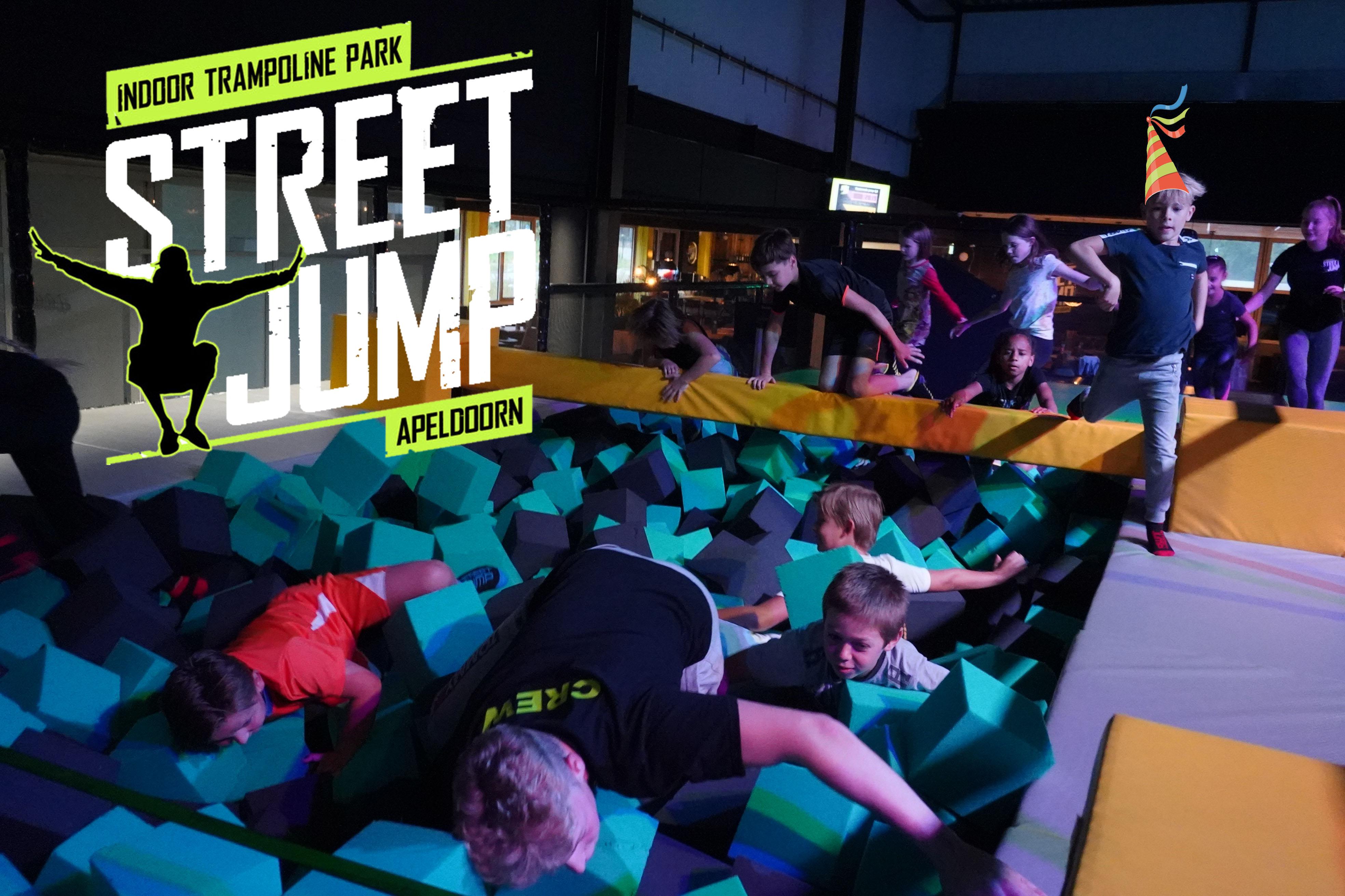 McStreet Jump Party